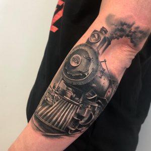 Centrum szkoleniowe - Ponton Tattoo School