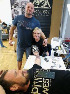 Ponton Szkoła Tatuaży - kurs tatuażysty