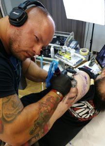 kurs na tatuażystę - Ponton