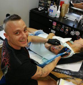 lekcje tatuowania - Ponton Tattoo