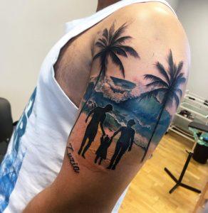 Szkoła tatuażu - tatuaż związany z dzieckiem