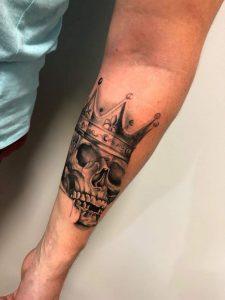 Tatuaż realistyczny - Ponton Tattoo School
