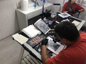Kadra Poznańskiej Szkoły Tatuażu
