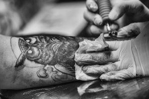 Spłata ratalna kursu tatuażu - Ponton Tattoo School